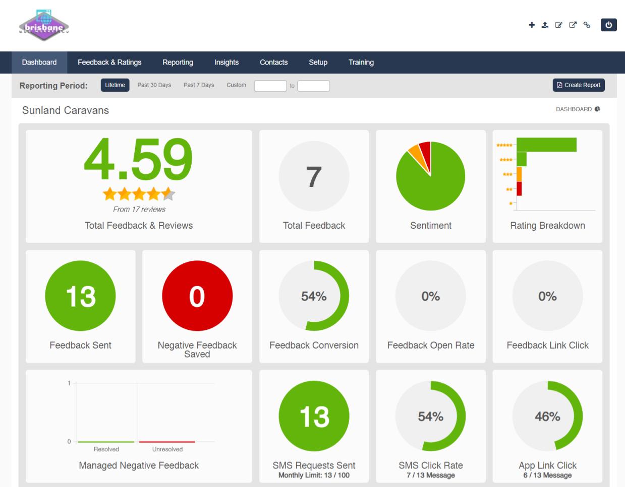 portfolio re management screenshot 2